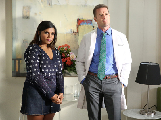 Garret Dillahunt in The Mindy Project